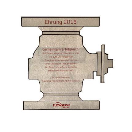Lieferanten-Auszeichnung 2018